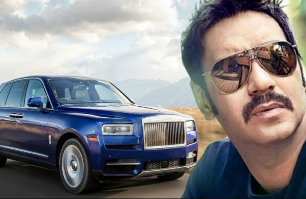 Image result for ajay devgan car