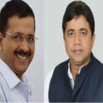 Arvind-Kejriwal-Vs-Sunil-Yadav