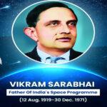 Vikram-Sarabhai-Biography