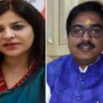 Shazia-Ilmi-and-Prem-Shukla
