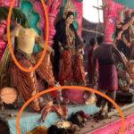 Bangladesh-Durga-Puja-Pandals-Vandalise